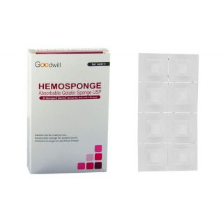 Hemosponge 32Pc - Goodwill