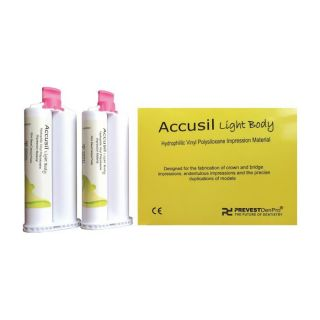 Accusil Light Body 2x50ml - Prevest