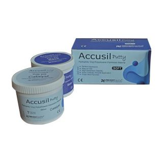 Accusil Soft Putty 2x300ml - Prevest