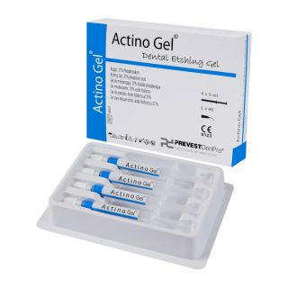 Actino Gel 4x5ml - Prevest
