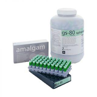 Amalgam capsules GS-80 - SDI