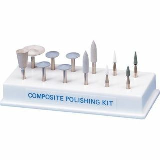 Composite Polishing Kit RA / CA 12Pc - Shofu