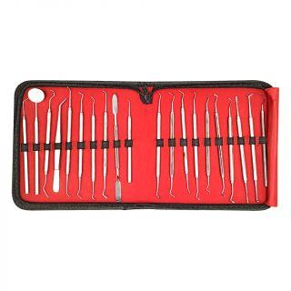 Conservative Instruments Kit 20Pc - Precision