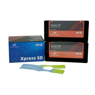 X-Ray Film Xpress SD Self Developing Size#2 50Pc - Avue