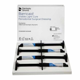 Barricaid Periodontal Surgical Dressing 4x4gm - Dentsply