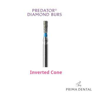 Prima Classic Diamond Operative Bur Inverted Cone - Prima Dental