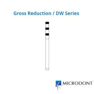 Diamond Burs FG Gross Reduction / DW Series - Microdont