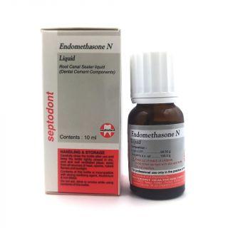 Endomethasone N Liquid 10ml - Septodont
