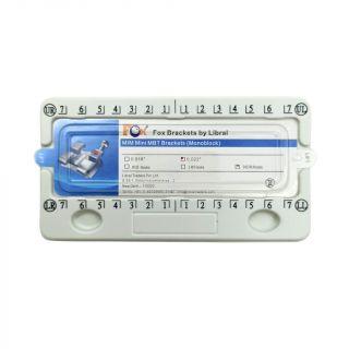 MIM Mini MBT022 Brackets 20Pc [FMM22K] - Fox