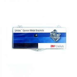 Gemini MBT022 Metal Bracket 5x5 - 3M Unitek