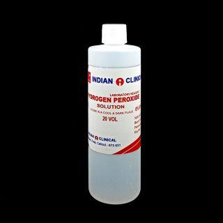 Hydrogen Peroxide Solution 500ml