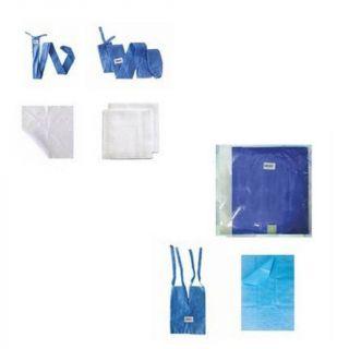 Disposable Implant Hygiene Kit/Sterile Kit - Green Guava