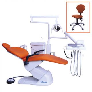 Dental Chair New Jwala with LED & Pneumatic Suction - Chesa