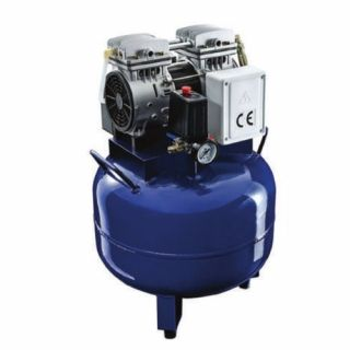 Dental Air Compressor EK301  .75 HP - Knight Rider