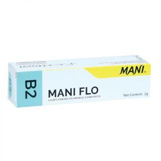 Mani Flo Flowable Composite Syringe 2gm - Mani