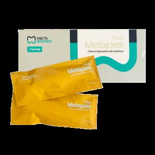 Metapex Plus Syringe 2x2.2gm - Meta Biomed
