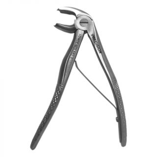 Extraction Forceps DF Pedo Lower Molars 2 #566 - Precision