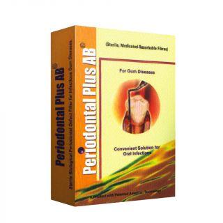 Periodontal Plus AB 4x25mg - Advanced Biotech