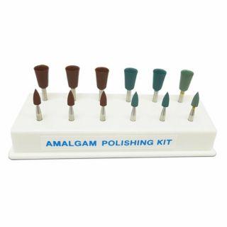 Amalgam Polishing Kit CA  - Shofu