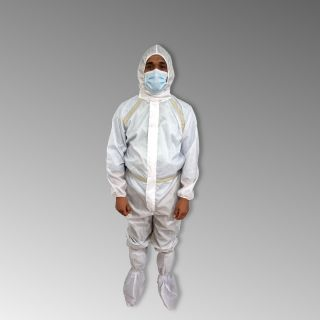 Autoclavable Coverall Gown 120GSM - Microne