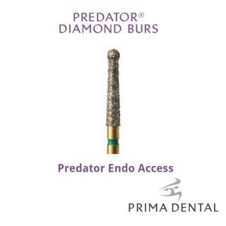 Predator Endo Access Diamond Burs - Prima Dental