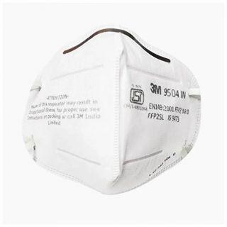 Particulate Respirator 9504IN 1Pc - 3M