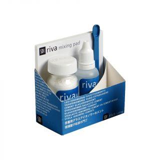 Riva Luting Powder Liquid Kit - SDI