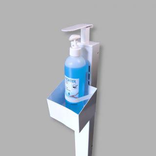 Foot Controlled Sanitizer Dispensor