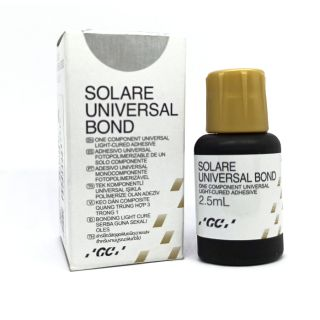 Solare Universal Bond 2.5ml - GC