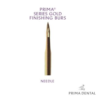 Prima Series Trimming & Finishing Carbide Burs Needle Shape - Prima Dental