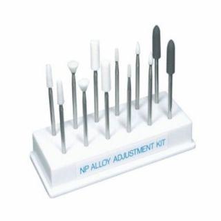 NP Alloy Adjustment Kit - Shofu