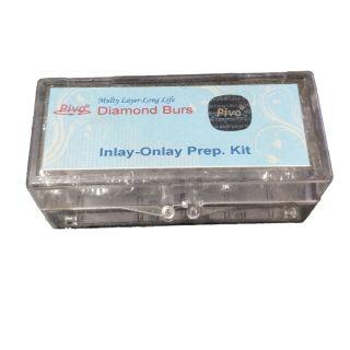 Inlay Onlay Preparation Kit 10pc - Pivo