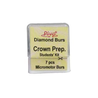 Crown & Bridge Kit 7Pc RA - Pivo