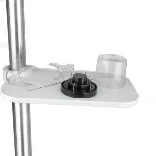 Glass Dispenser and Utility Tray - Capri