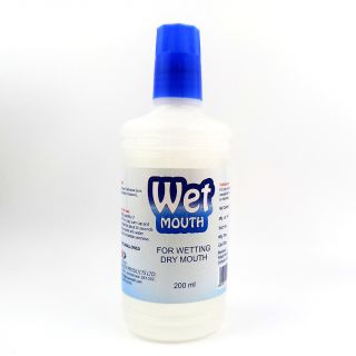 Wet Mouth 200ml - ICPA