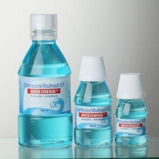 Hexidine Mouth Wash - ICPA