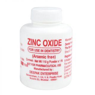 Zinc Oxide 110gm - DPI